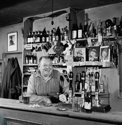 Mr Stubbs, publican, Grassington